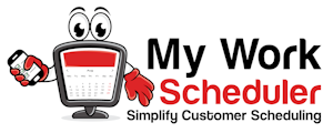 My Work Scheduler logo